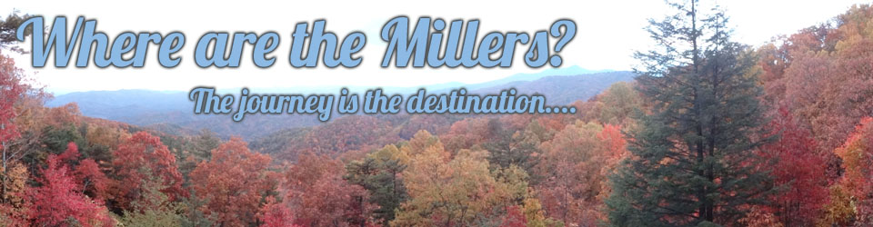 Where Are The Millers?